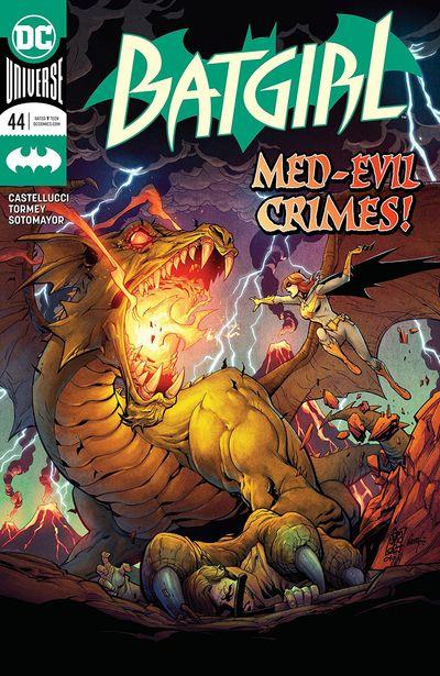 Batgirl #44 (2020)