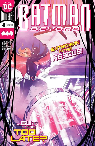 Batman Beyond #41 (2020)