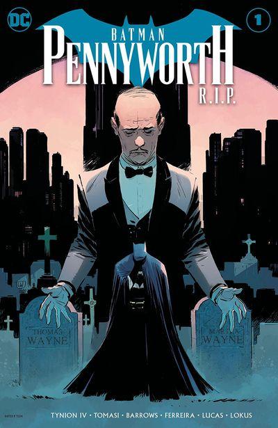 Batman – Pennyworth R.I.P. #1 (2020)