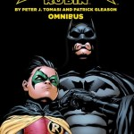 Batman and Robin by Tomasi & Gleason Omnibus (Fan Made) (2017)