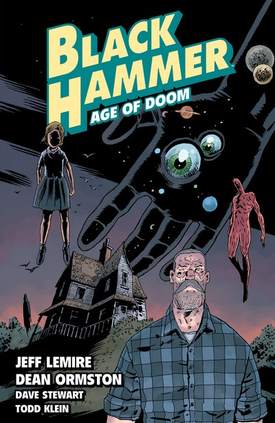 Black Hammer Vol. 3 – Age of Doom (Fan Made TPB) (2019)