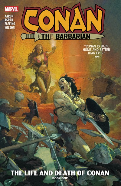 Conan The Barbarian Vol. 1 – The Life And Death Of Conan (TPB) (2019)