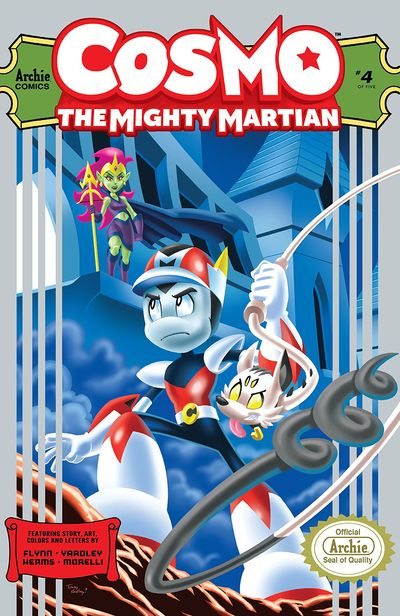 Cosmo – The Mighty Martian #4 (2020)