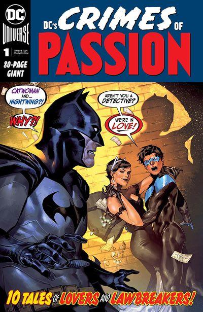 DC's Crimes Of Passion #1 (2020)