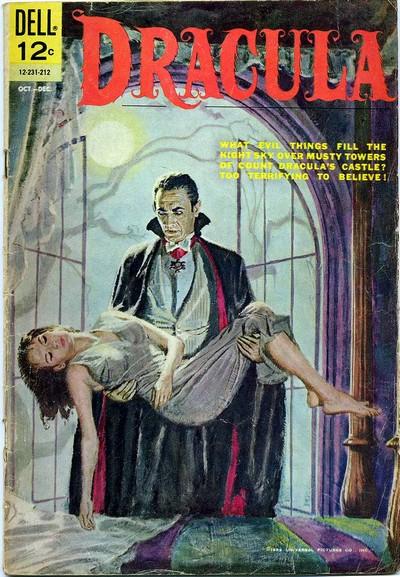 Dracula #1 – 8 (1962-1973)