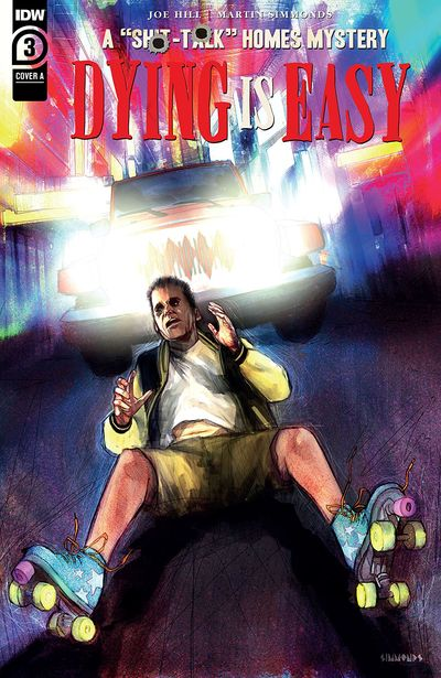 Dying Is Easy #3 (2020)