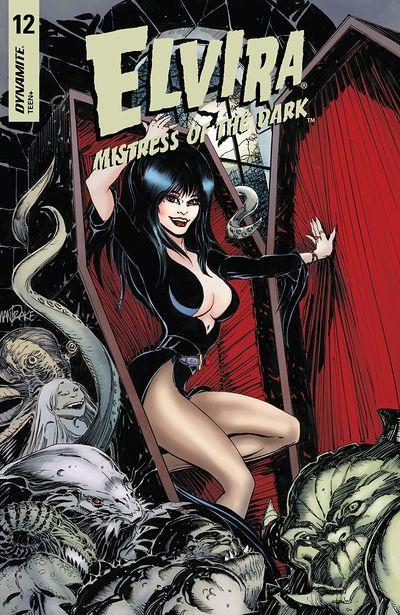 Elvira – Mistress Of The Dark #12 (2020)