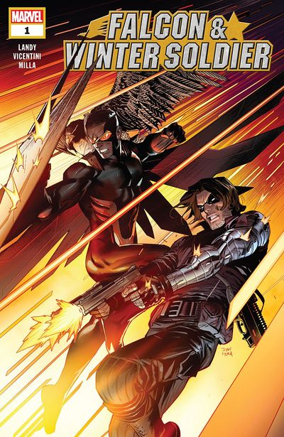 Falcon And Winter Soldier #1 (2020)