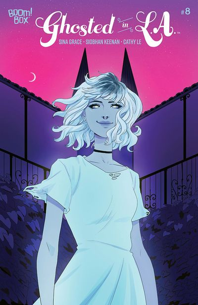Ghosted In L.A. #8 (2020)