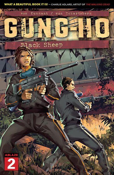 Gung-Ho – Black Sheep #2 (2019)