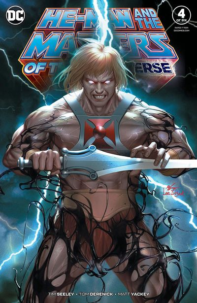 He-Man And The Masters Of The Multiverse #4 (2020)