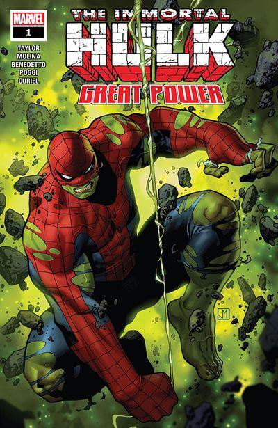 Immortal Hulk – Great Power #1 (2020)