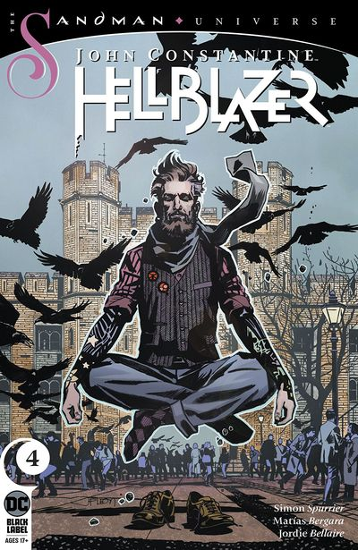 John Constantine – Hellblazer #4 (2020)