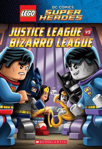 Justice League vs Bizarro League (2015)