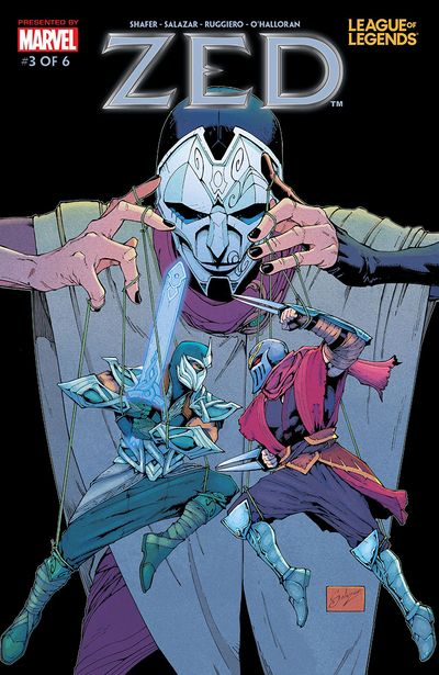 League of Legends – Zed #3 (2020)