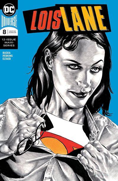 Lois Lane #8 (2020)