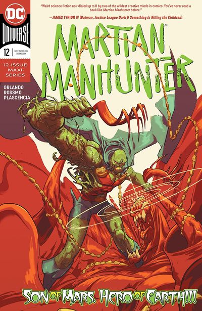 Martian Manhunter #12 (2020)