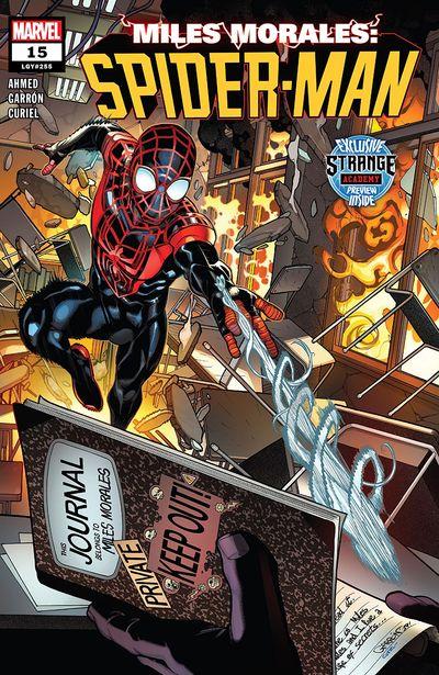 Miles Morales – Spider-Man #15 (2020)