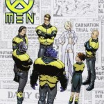 New X-Men by Grant Morrison Omnibus (Fan Made) (2016)