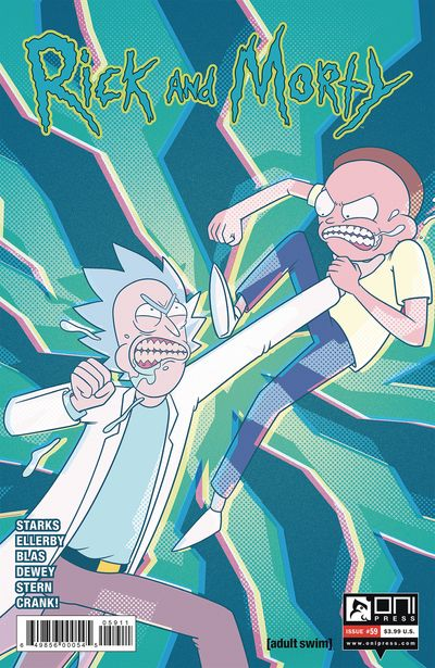 Rick And Morty #59 (2020)
