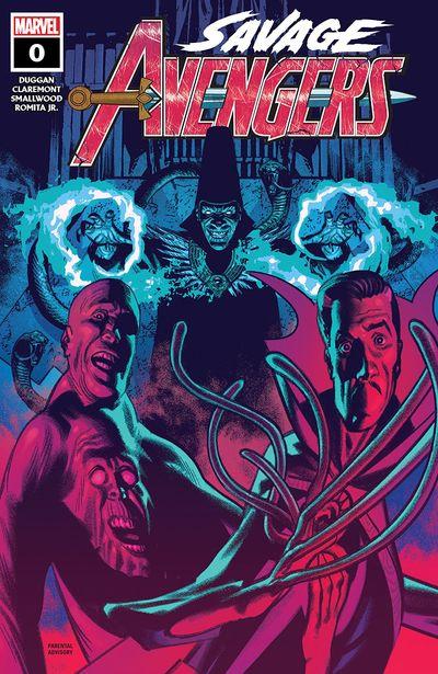 Savage Avengers #0 (2020)