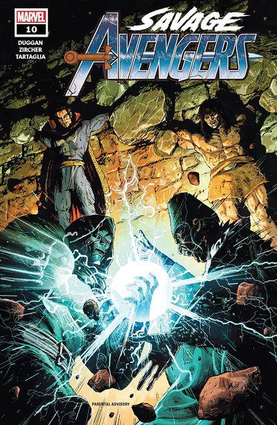 Savage Avengers #10 (2020)