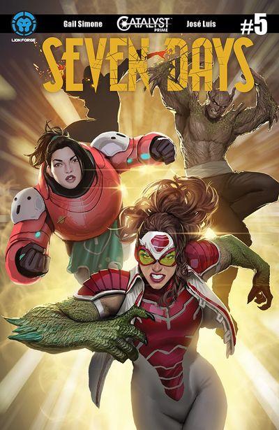 Seven Days #5 (2020)