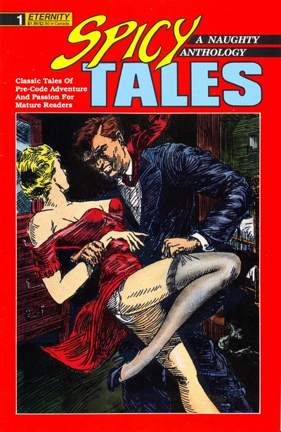 Spicy Tales #1 – 20 (1988-1990)