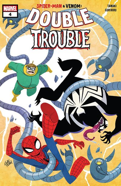 Spider-Man And Venom – Double Trouble #4 (2020)