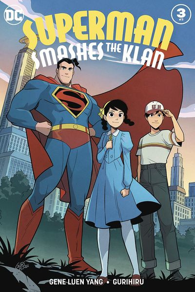 Superman Smashes The Klan #3 (2020)