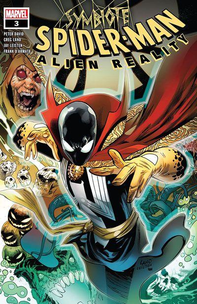 Symbiote Spider-Man – Alien Reality #3 (2020)