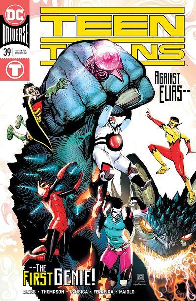 Teen Titans #39 (2020)