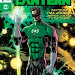 The Green Lantern #1 – 12 + Annual (2018-2020)
