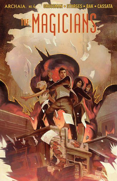 The Magicians #4 (2020)
