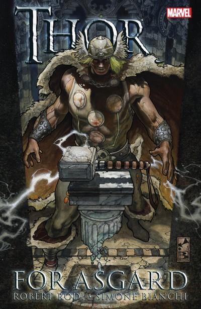 Thor – For Asgard (TPB) (2011)