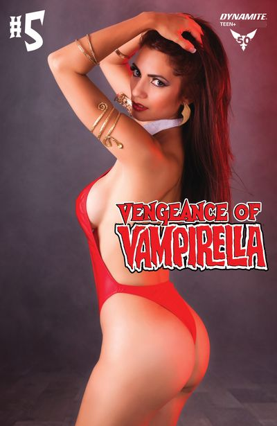 Vengeance Of Vampirella #5 (2020)