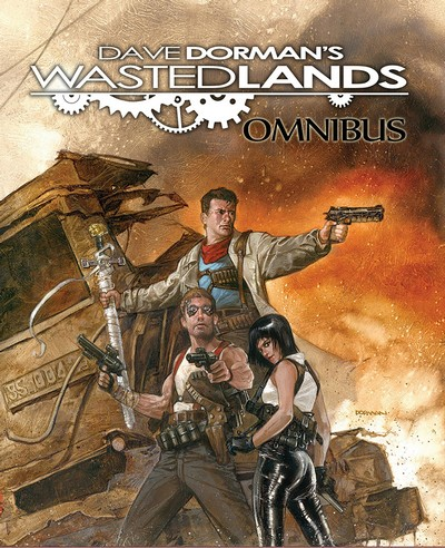 Wasted Lands Omnibus (2014)