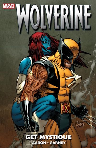 Wolverine – Get Mystique (TPB) (2008)