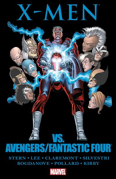 X-Men vs. Avengers-Fantastic Four (TPB) (2011)