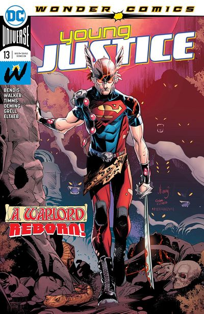 Young Justice #13 (2020)