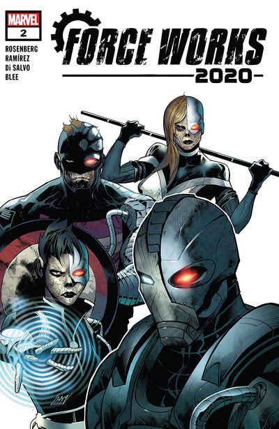 2020 Force Works #2 (2020)