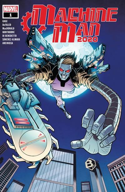 2020 Machine Man #1 – 2 (2020)