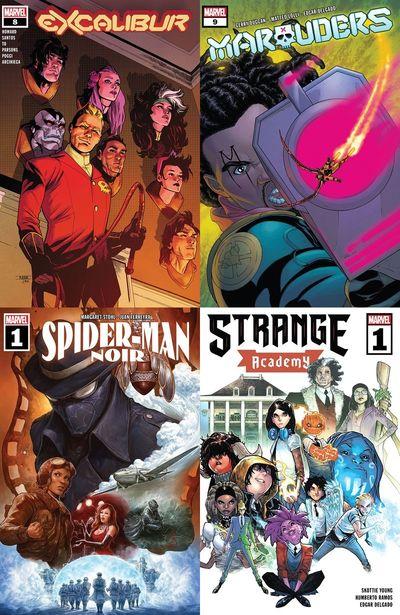 2020.03.04 Marvel Week+