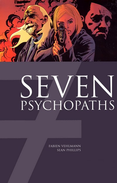 7 Psychopaths (Fan Made TPB) (2010)