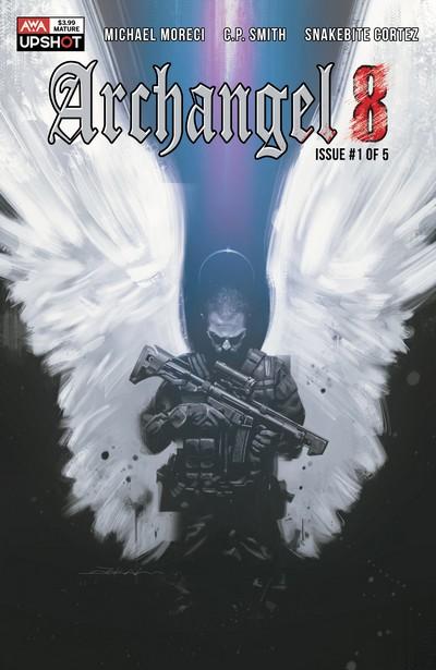 Archangel 8 #1 (2020)