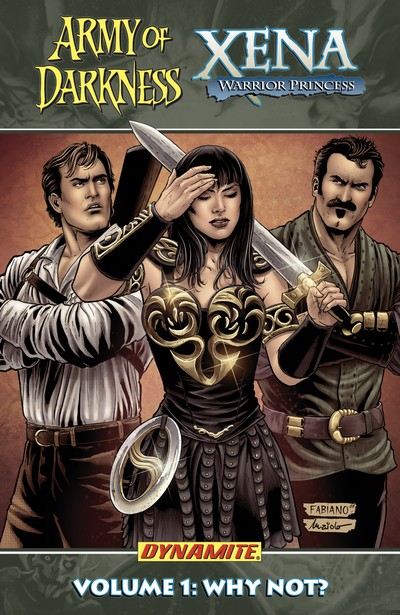 Army of Darkness vs. Xena Vol. 1 – 2 (TPB) (2008-2009)