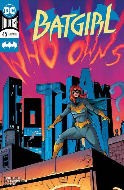 Batgirl #45 (2020)