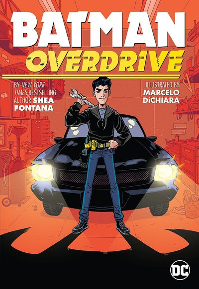 Batman – Overdrive (2020)