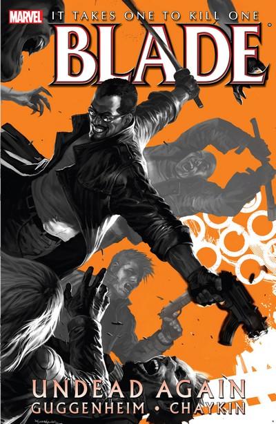 Blade Vol. 1 – Undead Again (TPB) (2014)
