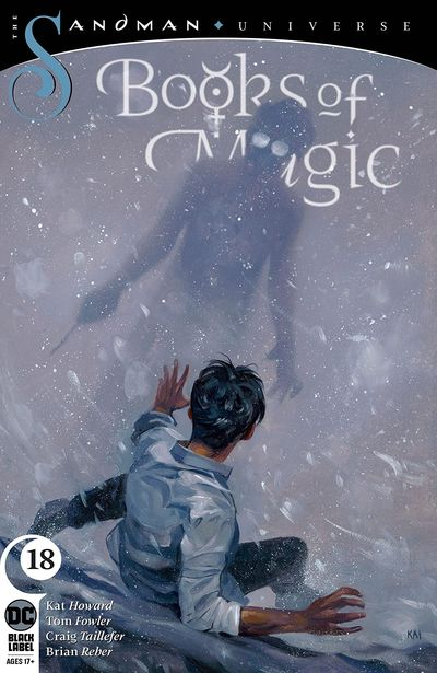 Books Of Magic #18 (2020)
